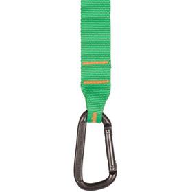 Sea to Summit Carabiner Lashing Strap 3,0m Pair, orange/green